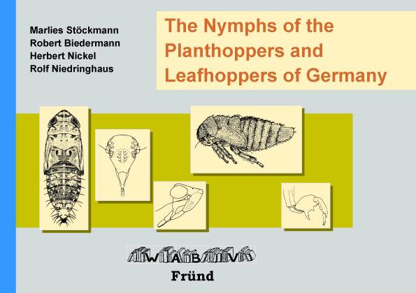 the nymphs of the planthoppers and leafhoppers of germany by stockmann, m