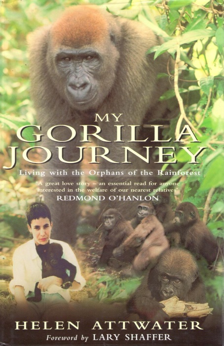 My Gorilla Journey Living With The Orphans Of The Rainforest By