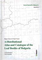 Distributional Atlas and Catalogue of the Leaf Beetles of Bulgaria (Coleoptera: Chrysomelidae)
