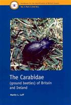 Coleoptera: Carabidae (Handbooks for the Identification of British Insects)