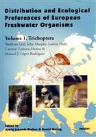 Distribution and Ecological Preferences of European Freshwater Organisms. Vol. 1: Trichoptera
