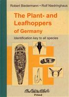 The Plant- and Leafhoppers of Germany: Identification Keys for all species