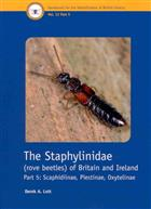 The Staphylinidae (rove beetles) of Britain and Ireland. Part. 5: Scaphidiinae, Piestinae, Oxytelinae  (Handbooks for the Identification of British Insects 12/5)
