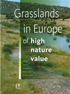 Grasslands in Europe - of high nature value