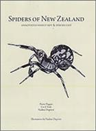 Spiders of New Zealand: Annotated Family Key and Species List