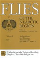 Flies of the Nearctic Region II/4: Blephariceridae