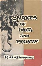 Snakes of India and Pakistan by Gharpurey, K g