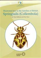 Illustrated key to the families of British Springtails (Collembola) (Identification Chart)