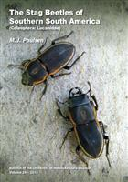 The stag beetles of southern South America (Coleoptera: Lucanidae)