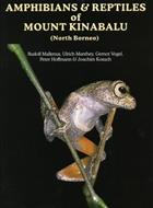 The Amphibians and Reptiles of Mount Kinabalu