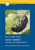 Keys to adults of the water beetles of Britain and Ireland. Part 2:  (Coleoptera: Hydrophiloidea) (Handbooks for the Identification of British Insects 4/5b)