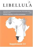 Namibian Dragonflies: Larval Key and Distribution