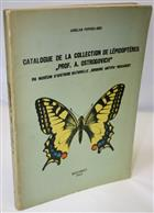 Catalogue de la Collection de Lépidoptères