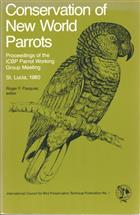 Conservation of New World Parrots