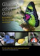 Ghana's other Gold: Butterflies of the Ghanaian rainforest (DVD)