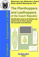 The Planthoppers and Leafhoppers of Czech Republic Identification keys to all families and genera and all Czech species not recorded from Germany