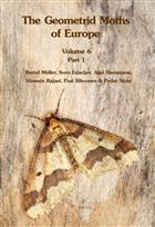 Geometrid Moths of Europe 6: Ennominae 2 (Boarmiini, Gnophini, additions to previous volumes)