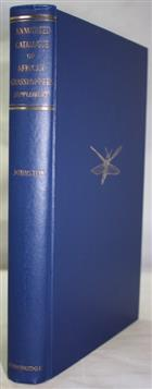 Annotated Catalogue of African Grasshoppers: Supplement