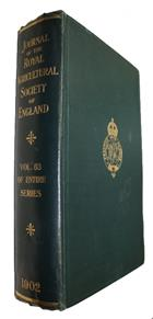 Journal of the Royal Agricultural Society of England. Vol. 63