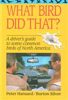 What Bird is that? A driver's guide to some common birds of North America