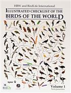HBW and Birdlife International Illustrated Checklist of the Birds of the World. Vol. 1: Non-Passerines
