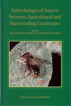 Interchanges of Insects between Agricultural and Surrounding Landscapes