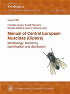 Manual of Central European Muscidae (Diptera): Morphology, taxonomy, identification and distribution