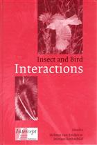 Insect and Bird Interactions