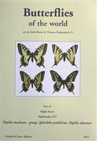 Butterflies of the World 45: Papilionidae 16: Illustrated Checklist of Papilio machaon-group, Iphiclides podilarius and Papilio alexanor