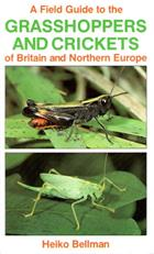 A Field Guide to the Grasshoppers and Crickets of Britain and Northern Europe