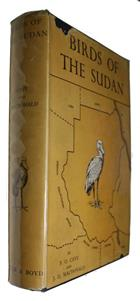 Birds of the Sudan: their identification and distribution