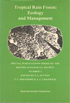 Tropical Rain Forest Ecology and Management