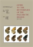 Guide to the Butterflies of the Palearctic Region: Satyrinae 5: Tribe Satyrini. Satyrus, Minois, Hipparchia