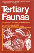 Tertiary Faunas: A text-book for Oilfield Palaeontologists and Students of Gelogy. Vol. I-II