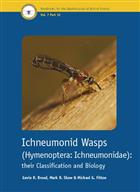 Ichneumonid Wasps (Hymenoptera: Ichneumonidae): their Classification and Biology (Handbooks for the Identification of British Insects 7/12)