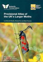 Provisional Atlas of the UK's Larger Moths