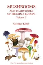 Mushrooms and Toadstools of Britain and Europe. Vol. 2