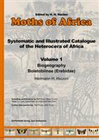 Moths of Africa. Systematic and Illustrated Catalogue of the Heterocera of Africa Vol. 1: Biogeography, Boletobiidae (Erebidae)