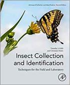 Insect Collection and Identification:Techniques for the Field and Laboratory