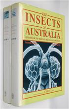 The Insects of Australia: A textbook for students and research workers. Vol. I-II