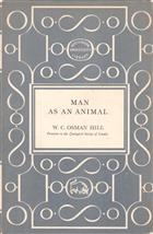 Man as an Animal