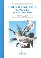 Birds to Watch 2: the World List of Threatened Birds: the official source of birds on the IUCN Red list.