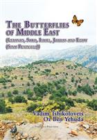 The Butterflies of Middle East (Lebanon, Syria, Israel, Jordan and Egypt (Sinai Peninsula))