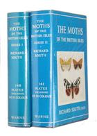 The Moths of the British Isles. Series I-II