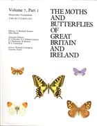 The Moths and Butterflies of Great Britain and Ireland. Vol. 7, Pt 1: Hesperiidae - Nymphalidae (The Butterflies)