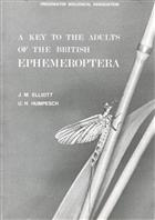 A Key to the Adults of the British Ephemeroptera with notes on their ecology