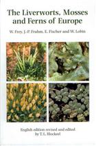Liverworts, Mosses and Ferns of Europe