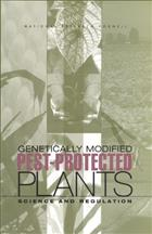 Genetically Modified Pest-Protected Plants: Science and Regulation