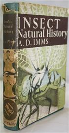 Insect Natural History (New Naturalist 8)