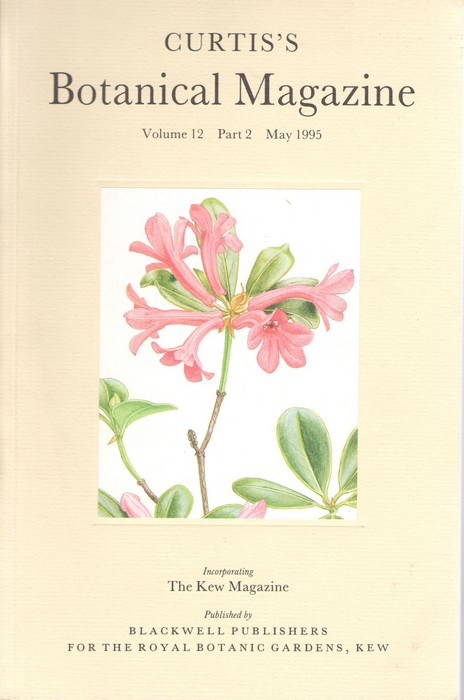 MATHEW, B.(ED) - Curtis's Botanical Magazine